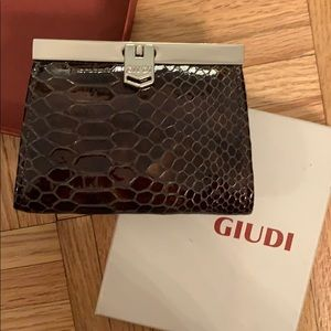 Guidi coin purse/ wallet